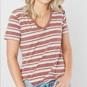 Tee from buckle.